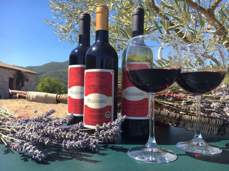 Statiano wine