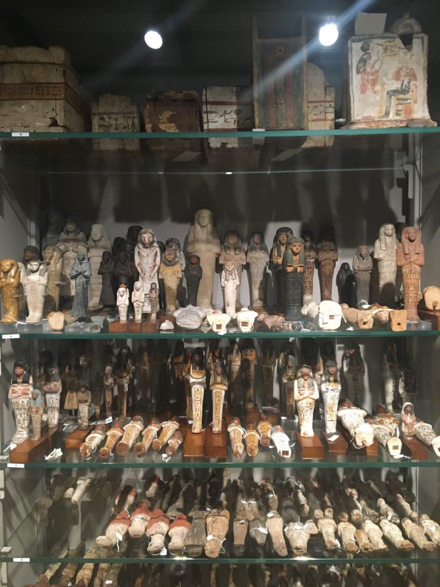 shabits - around the Egyptian Museum