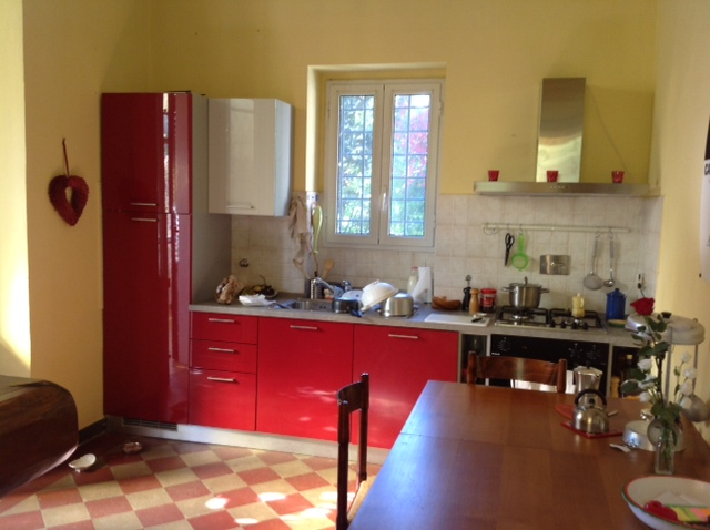 the kitchen Michi & Fabri
