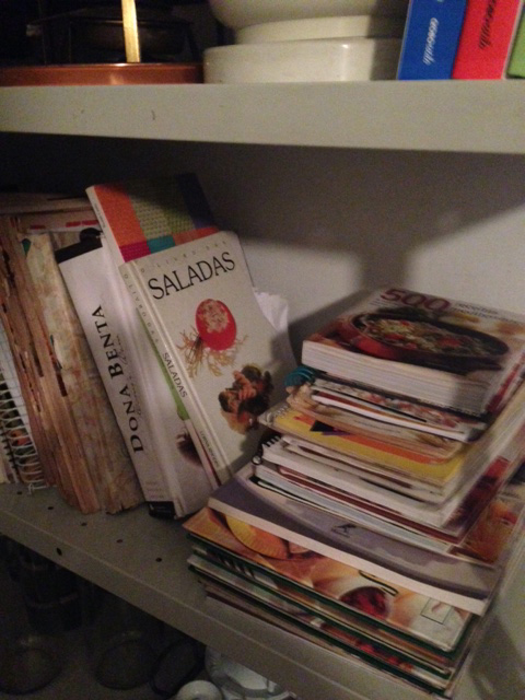 cooking books