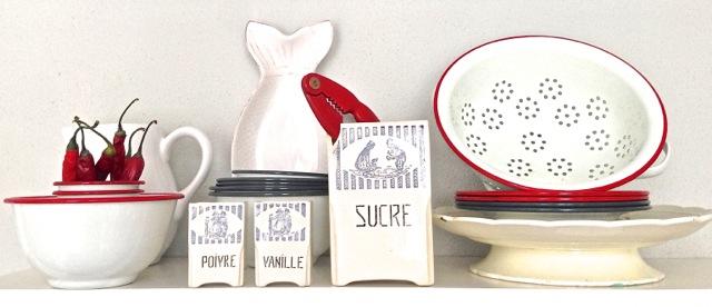 details in Terri's kitchen