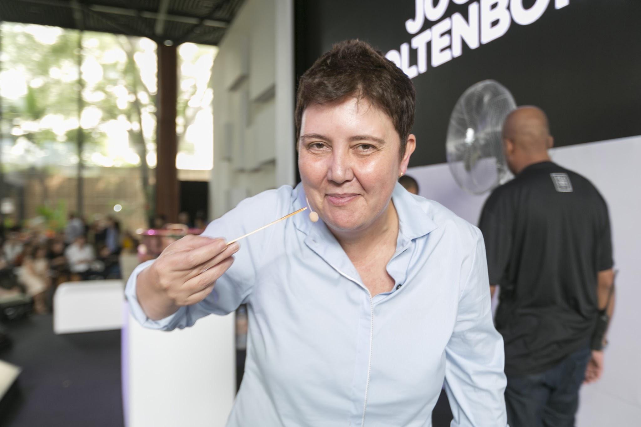 Chef Roberta Sudbrack