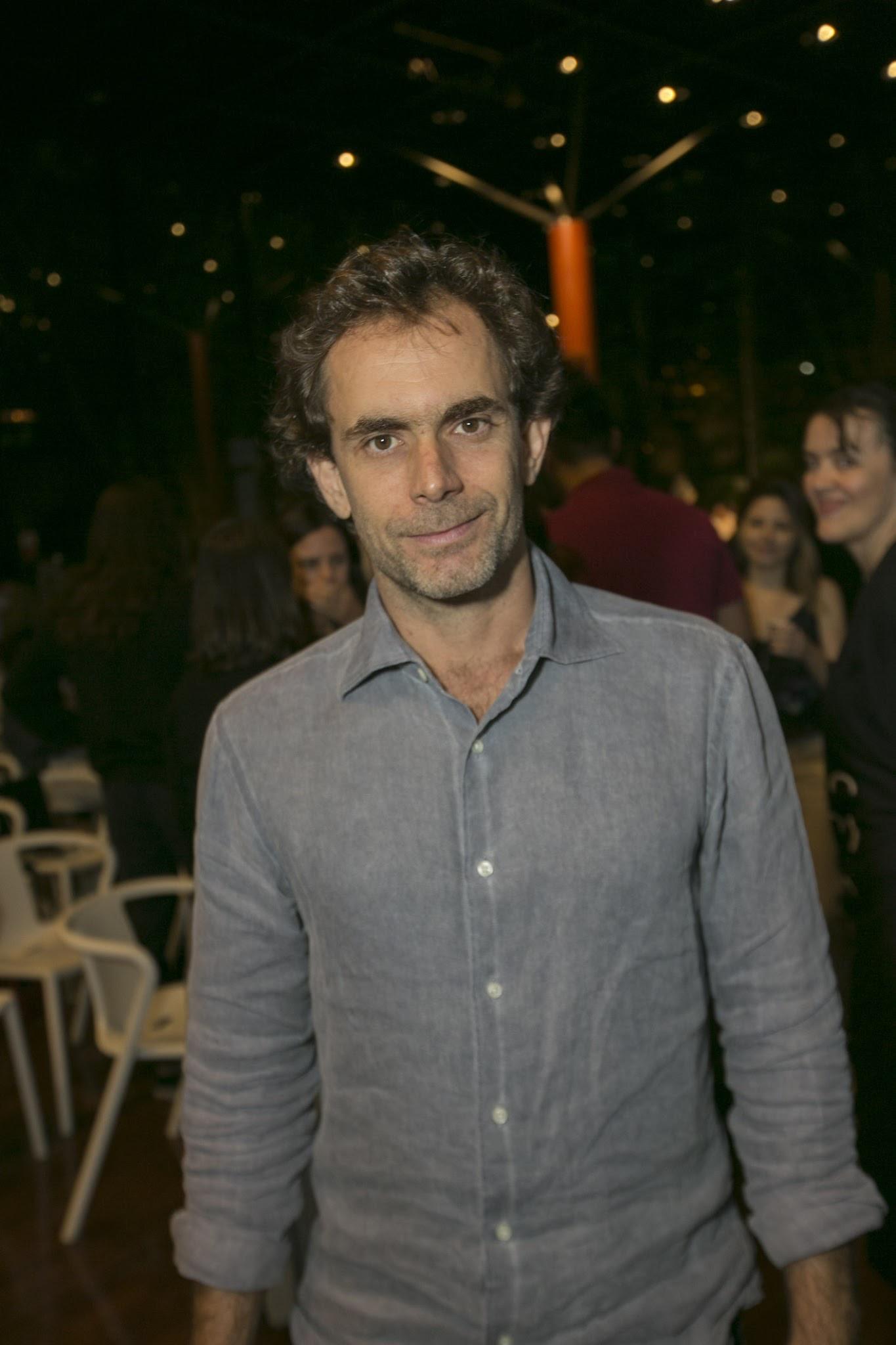 Musician and partner at Aprazivel restaurant João Hermeto