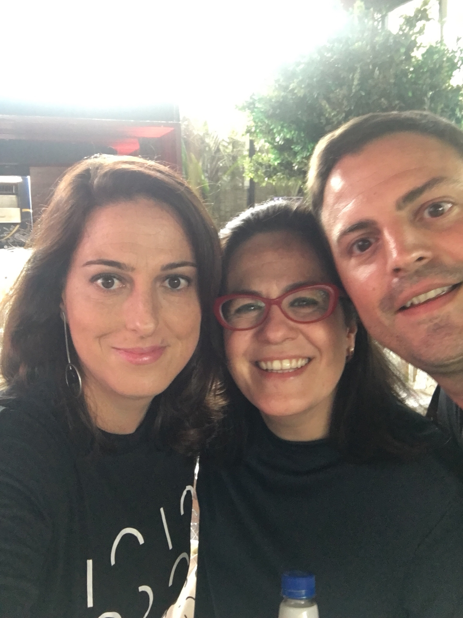 Ailin Aleixo Marcela Senise & Charles Piriou