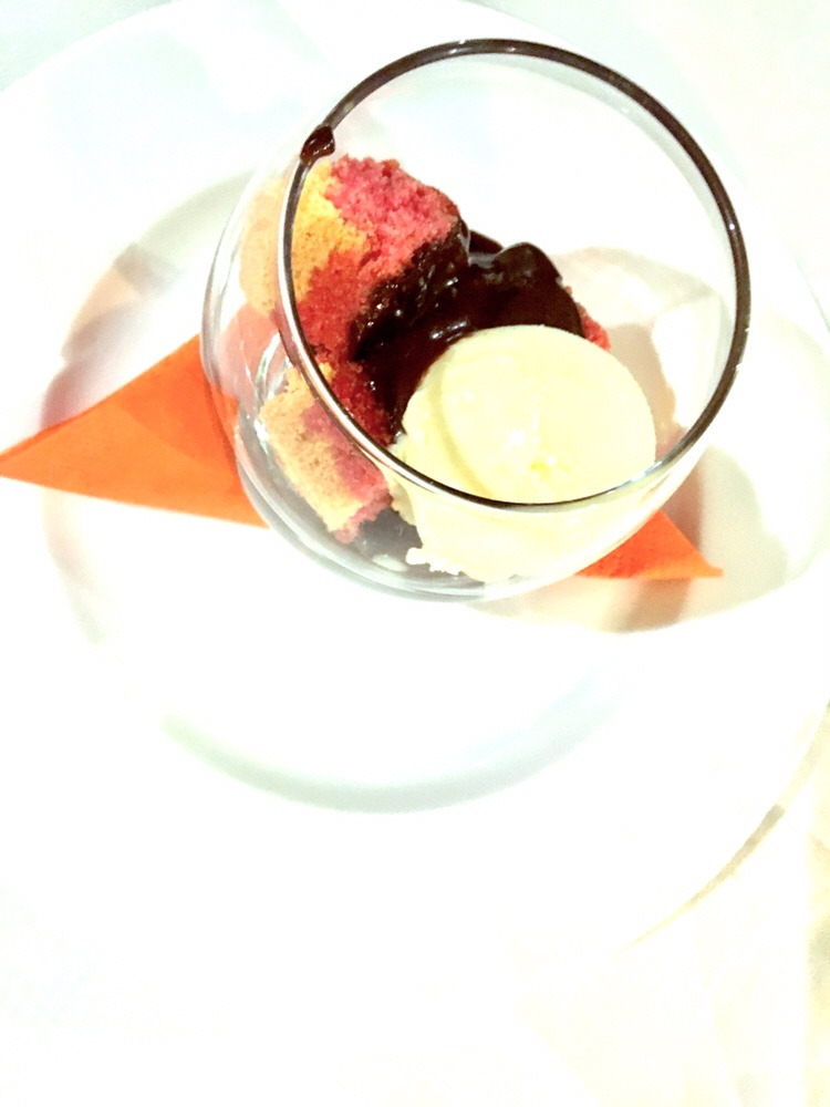 "zuppa inglese ""his way"""