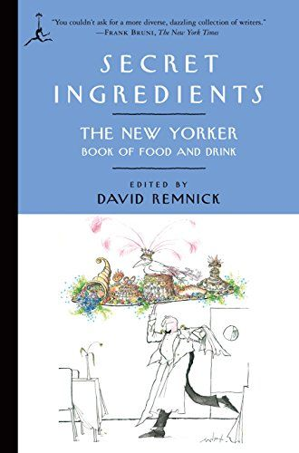 secret ingredients the new yorker